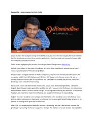 Aakarsh Raj - Determination An Elixir of Life (1).pdf