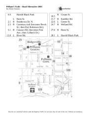 Pelham's Trails - Road Alternative.doc