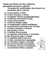 frases para passar para o plural rê.docx