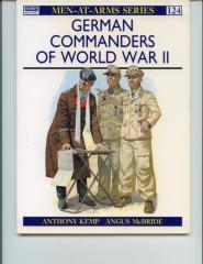 Osprey - Men At Arms 124 - German Commanders of WWII.pdf