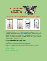 Competent_and_Trustworthy_Wholesale_Vaporizer_Manufacturer.PDF