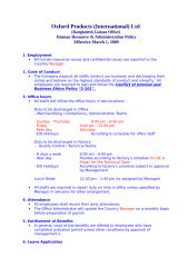 Human Resource &  Administration Policy(Mar09).doc