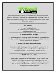 Secure Document Shredding Services.docx