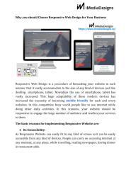 Responsive Web Design for Your Business IMediadesign.pdf