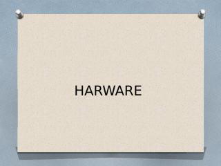 HARWARE.pptx