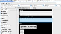 Android Application Development Tutorial - 111 - TableLayout and Intro SQLite Database - YouTube.flv
