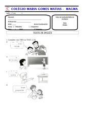 3ºANO TESTE 2ºTRIM.doc
