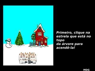 Apresentação - Cartão de Natal.pps