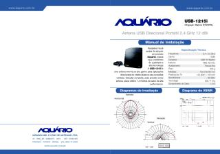 Aquario wireless USB 1215i manual.pdf