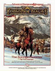 AD&D - Forgotten Realms - The Savage Frontier.pdf