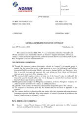 Wolf Group General Liability insurance contract english.docx