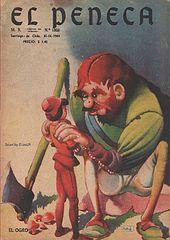 El Peneca Zig Zag N° 1868 por EliasLR.cbr