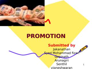 PROMOTION.ppt