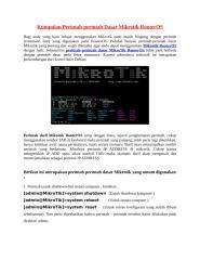 kumpulan perintah pada mikrotik.docx