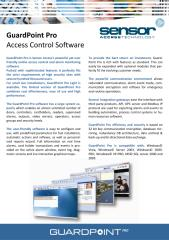 Access Control Software_GuardPoint PRO.pdf