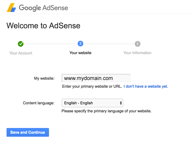 Create-AdSense-accont-for-Webs