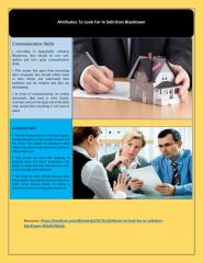 Attributes To Look For In Solicitors Blacktown.pdf