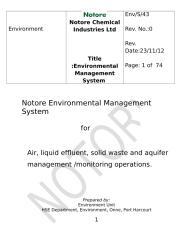 NOTORE Environmental Management System(NEMS).docx