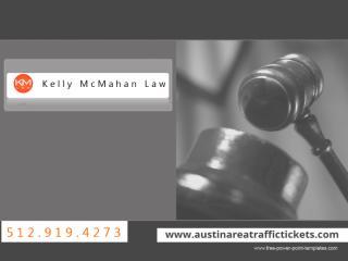 Suspended License Attorney Austin.ppt