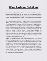 Wear Resistant Solutions.pdf