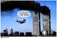 Cartoon 9 11 Lets Release Terrorits Close Gitmo gi